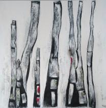 Afmeting: 100 x 100 cm [#113]