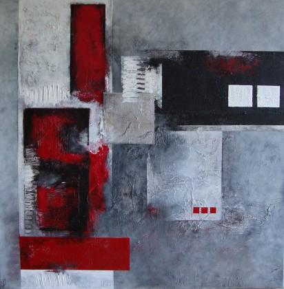 Afmeting: 100 x 100 cm [#60]