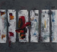 Afmeting: 130 x 120 cm [#121]