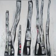 Afmeting: 100 x 100 cm [#112]
