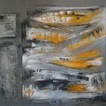 Afmeting: 100 x 100 cm [#124]